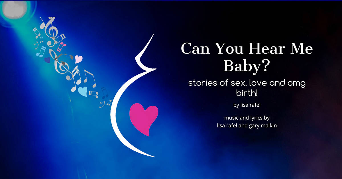 Lyric sex lyrics : Can You Hear Me Baby? Stories of sex, love, and OMG birth!
